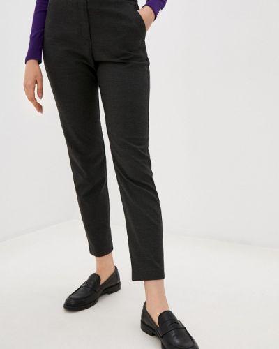 Серые брюки Stefanel