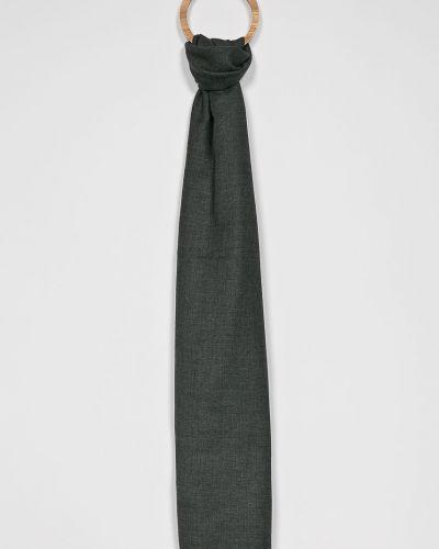 Серый шарф Answear