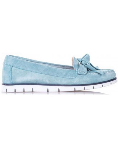 Туфли на каблуке замшевые Filipe Shoes