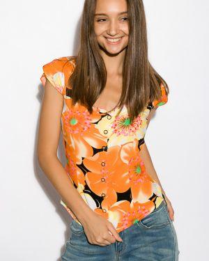 Блузка с поясом Time Of Style