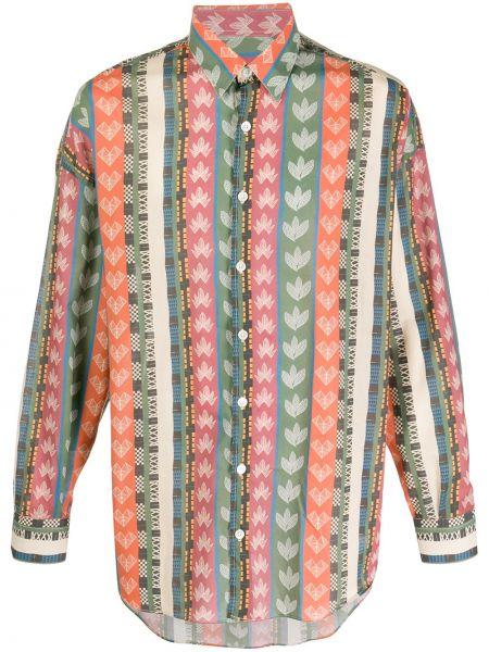 Koszula z długim rękawem klasyczna długa Costumein
