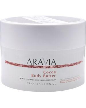 Крем для тела крем-масло восстанавливающий Aravia
