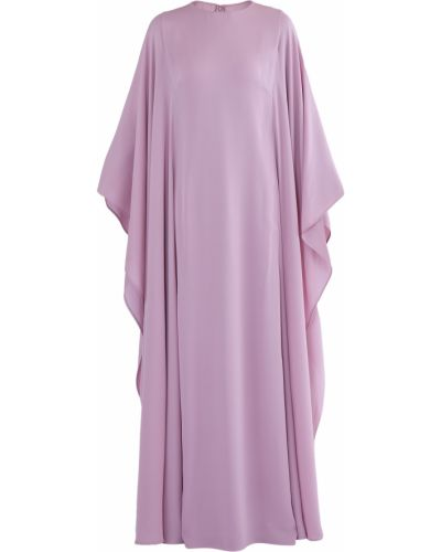 Платье розовое летучая мышь Valentino