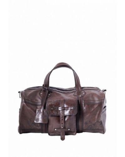Дорожная сумка кожаная Franko