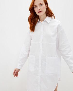Платье - белое Mirrorstore