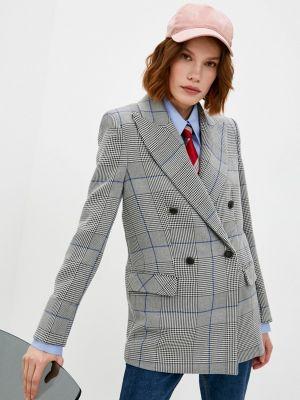Пиджак - серый Patrizia Pepe