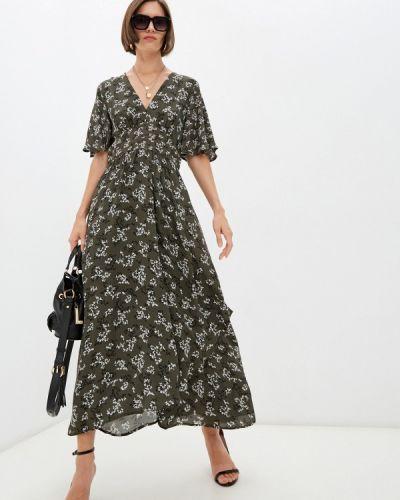 Повседневное платье - хаки French Connection