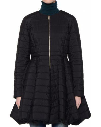 Куртка осенняя черная Annarita N