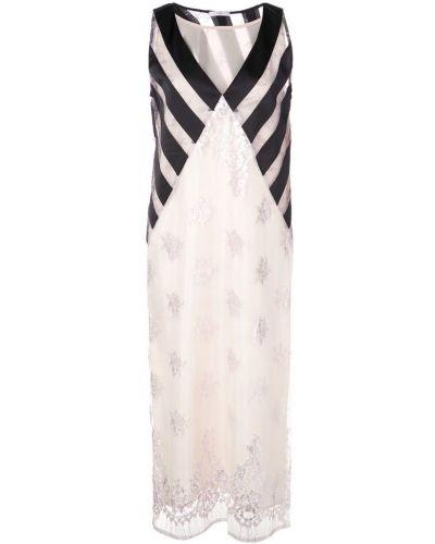 Платье миди на молнии Tome