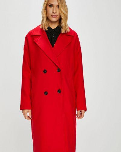 Утепленная куртка прямая на пуговицах Vero Moda