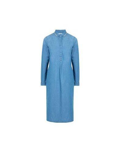 Платье миди на пуговицах классическое Fabiana Filippi