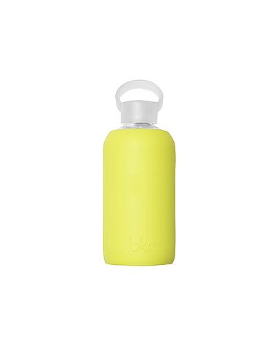 Бутылка для воды маленький силиконовый Bkr