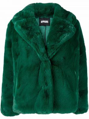 Zielona kurtka Apparis