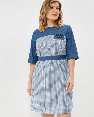 Платье - голубое Svesta