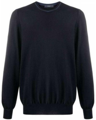 Niebieski sweter Fay