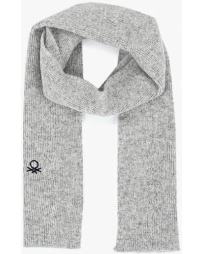 Серый шарф United Colors Of Benetton