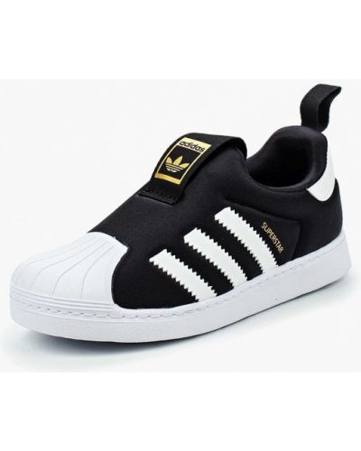 Кеды черный Adidas Originals