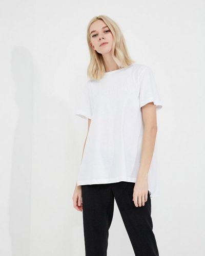 Белая футболка Iceberg