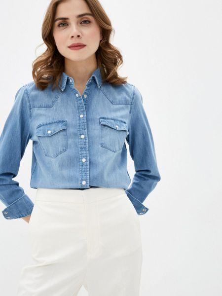 Джинсовая рубашка с длинным рукавом Ovs