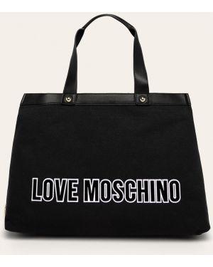 Torba na torbę z uchwytem torba na torbę Love Moschino
