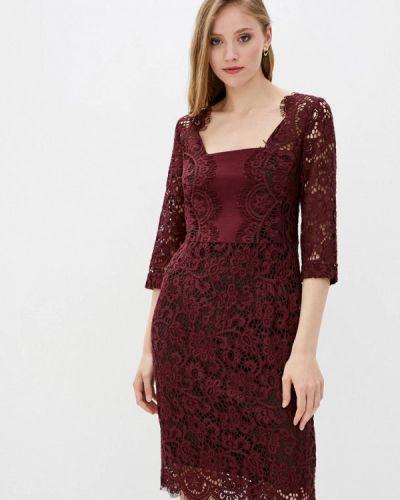 Красное вечернее платье Dolcedonna