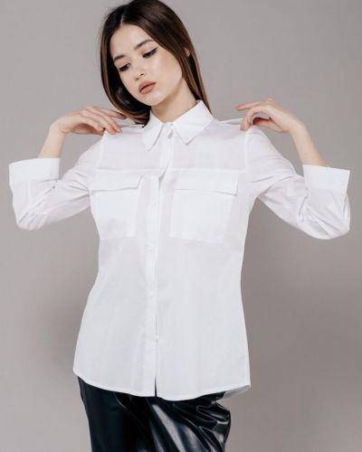 Рубашка классическая - белая Arjen