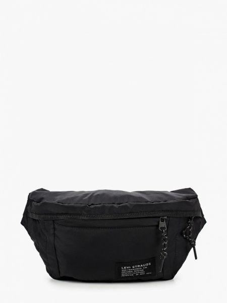 Поясная сумка черная Levi's®