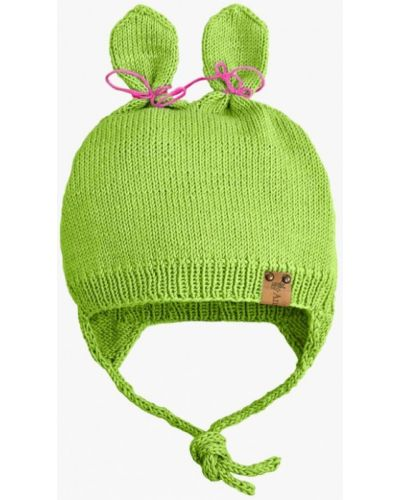 Зеленая шапка весенняя Anmerino