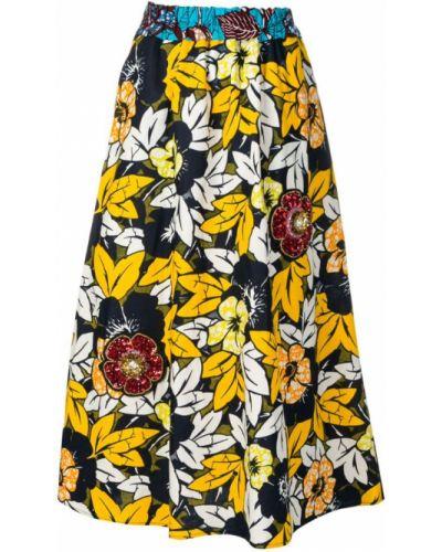 Желтая юбка 5 Progress