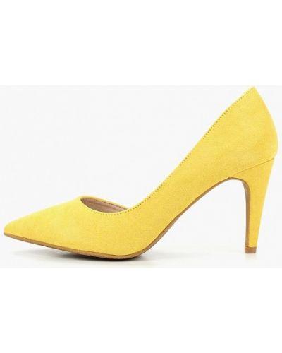 Туфли на каблуке закрытые T.taccardi