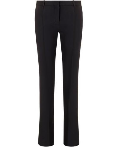 Расклешенные брюки со стрелками Versace