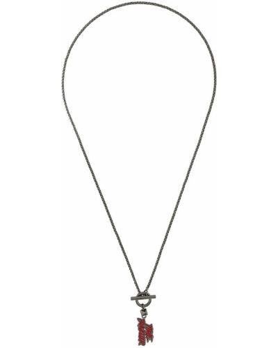 Ожерелье из серебра серебряный Valentino