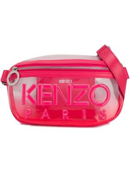 Pasek przezroczysty chudy Kenzo
