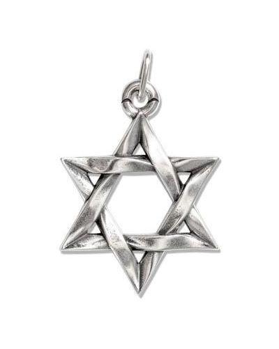 Со звездами серебряный медальон с подвесками F.it