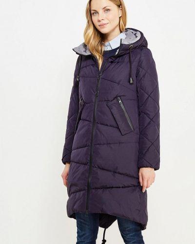 Утепленная куртка зимняя осенняя Clasna
