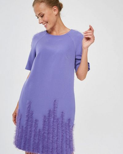 Платье - фиолетовое Yulia'sway
