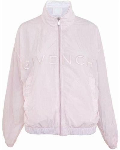 Kurtka - różowa Givenchy