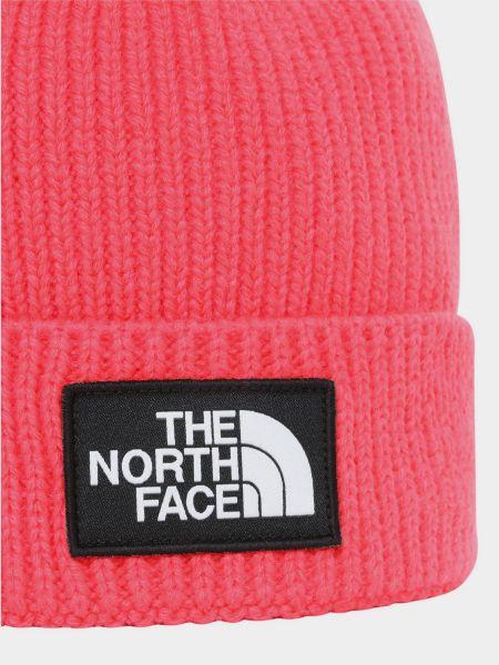 Шапка - красная The North Face