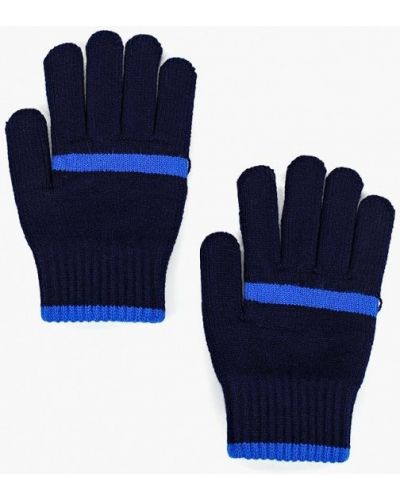 Синие перчатки Maxval