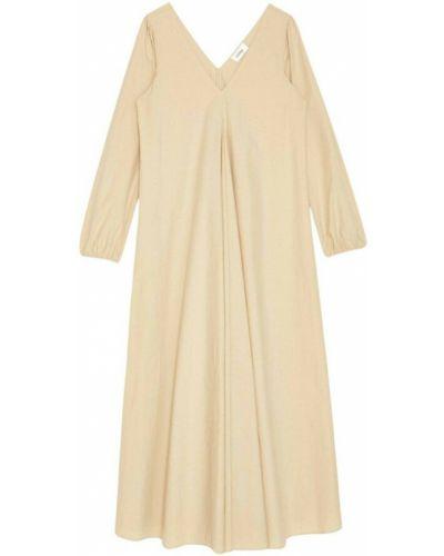 Beżowa sukienka Ottodame
