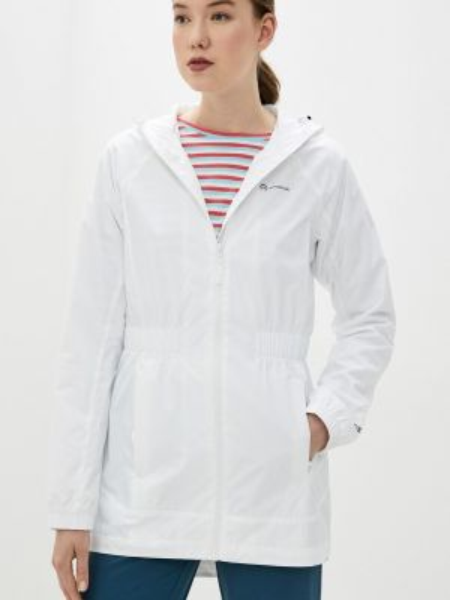 Куртка весенняя белая Outventure
