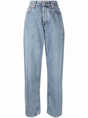 Прямые джинсы классические - синие Eytys