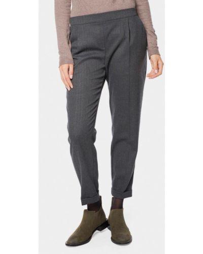 Серые классические брюки Mr520