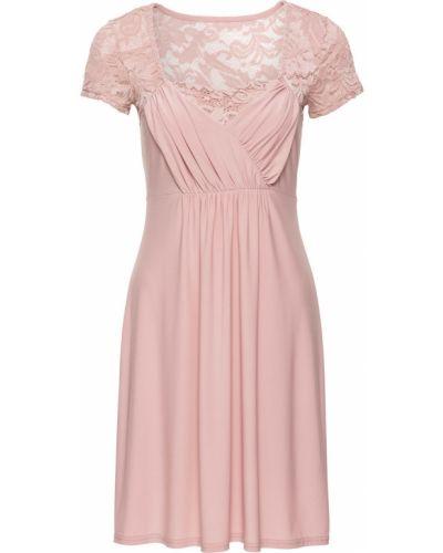 Платье винтажная ажурное Bonprix