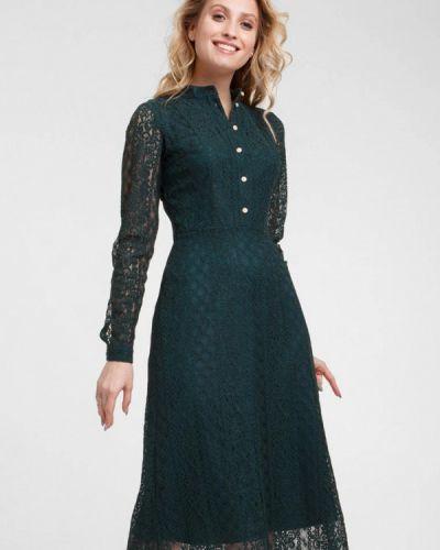 Платье осеннее прямое Evercode