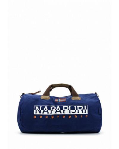 Синяя дорожная сумка Napapijri