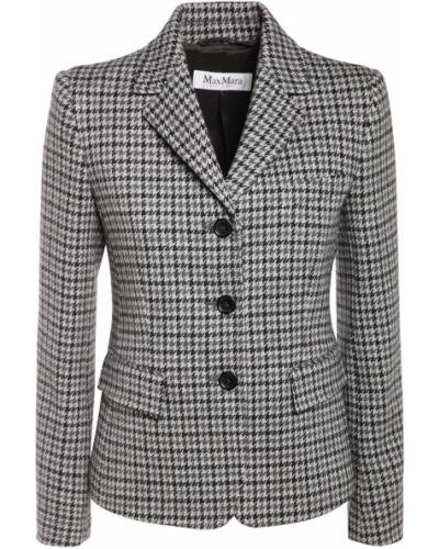 Трикотажная куртка с карманами с манжетами Max Mara