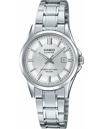 Водонепроницаемые часы с подсветкой кварцевые Casio