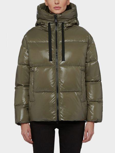 Повседневная куртка - зеленая Geox