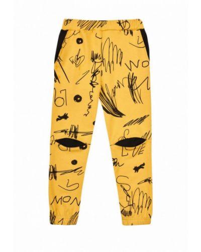 Брюки желтый Fox&roll